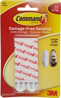3M Command Large Refill Strips