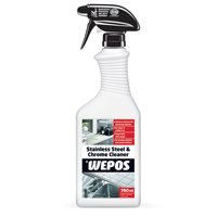 WEPOS Stainless Steel and Chrome Cleaner